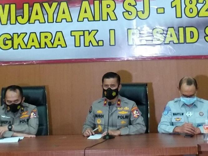 34 Jenazah Korban Sriwijaya Air SJ182 Telah Diidentifikasi