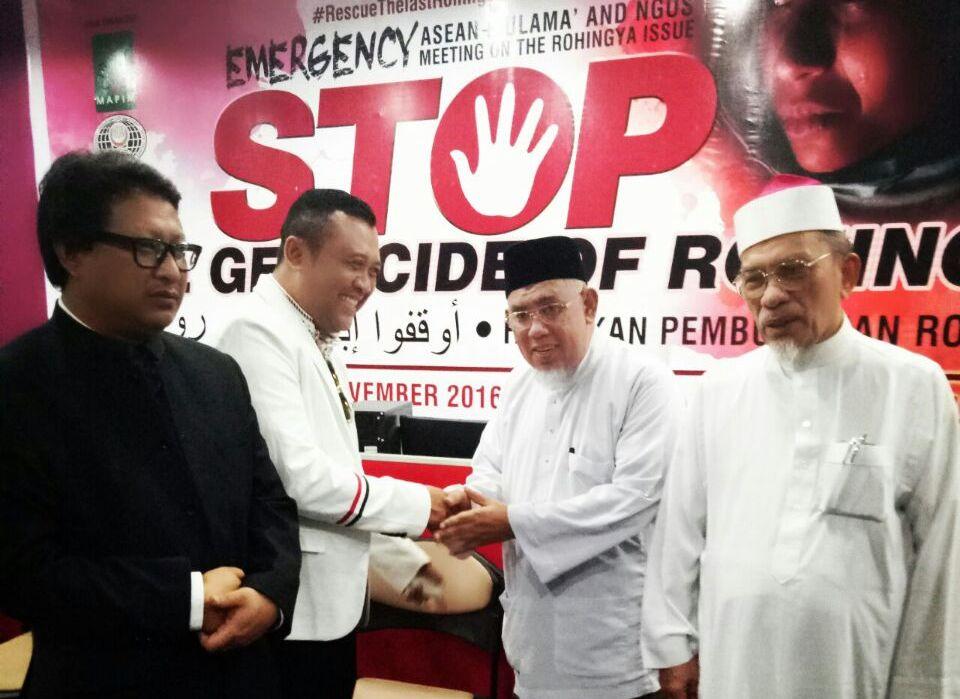 Edi Ribut Jadi Duta  Majlis Perundingan Pertubuhan Islam Malaysia