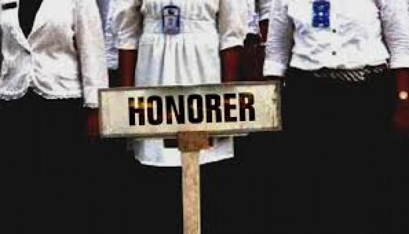 35 Tenaga Honorer Dirumahkan