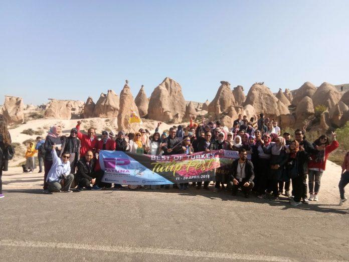 Patuna Sediakan Paket Tour Nasional dan Internasional