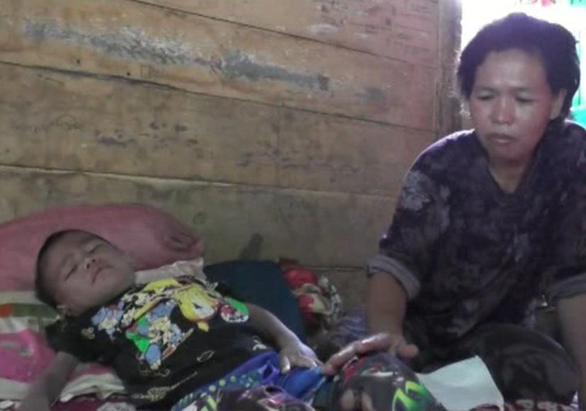 Menderita Thalasemia, Juwantara: Aku Ingin Sehat dan Mau Sekolah Lagi
