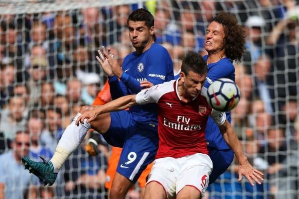 Sengit, Chelsea Diimbangi Arsenal 0-0