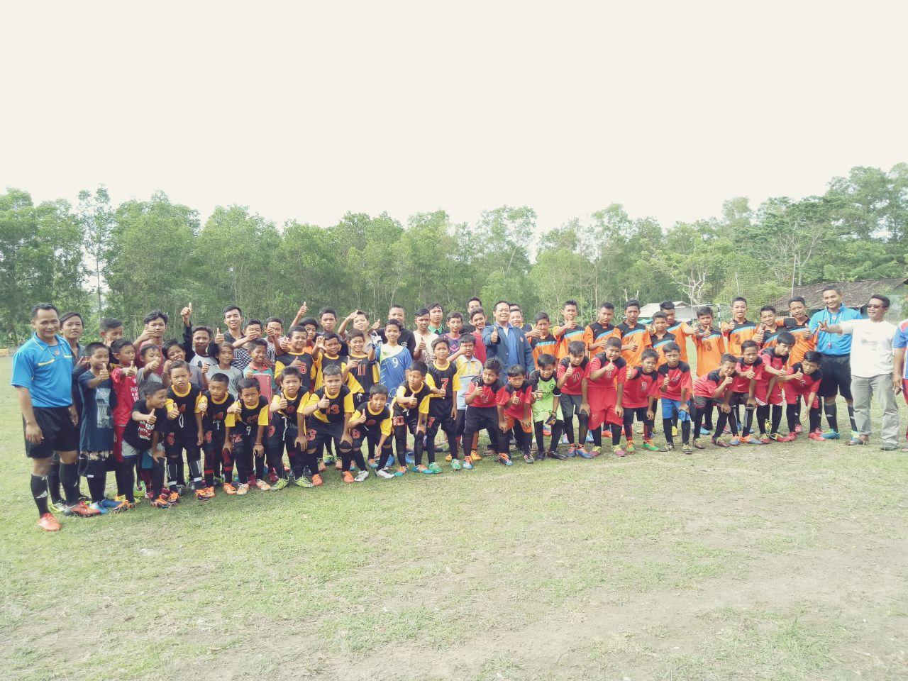 Hadapi Piala Menpora 2018, Karang Taruna Ketapang Gelar Seleksi U-16
