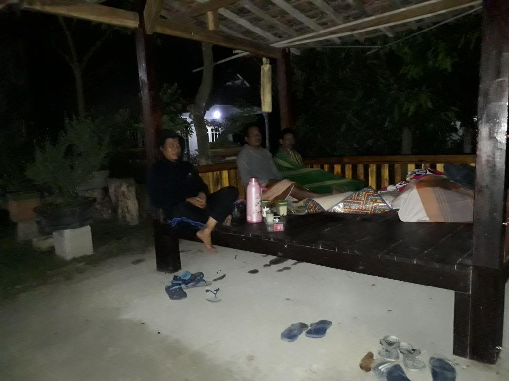 Warga Desa Sumbersari Gencar Ronda Malam