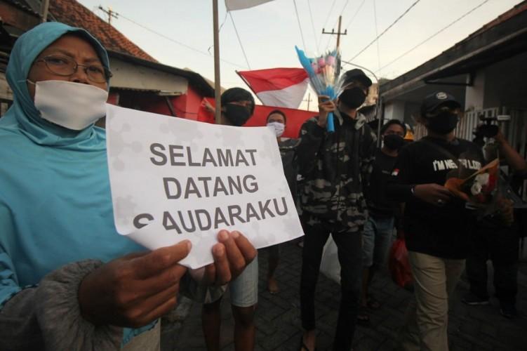 39.372 Pasien Covid-19 di Indonesia Sembuh