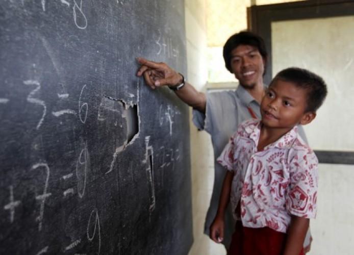 398.637 Guru Honorer dan Tenaga Pendidik Terima Subsidi Gaji