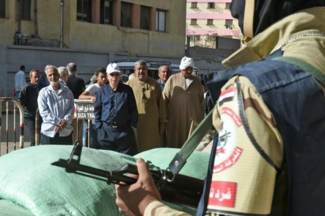 Mesir Mulai Gelar Pemilihan Presiden