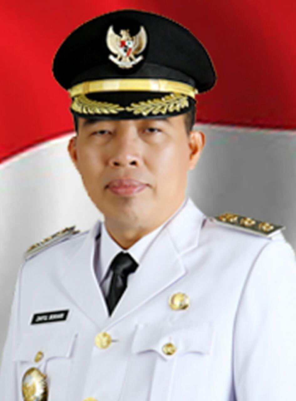 Wakil Bupati Zaiful Hadiri Pelantikan IPM Lamtim