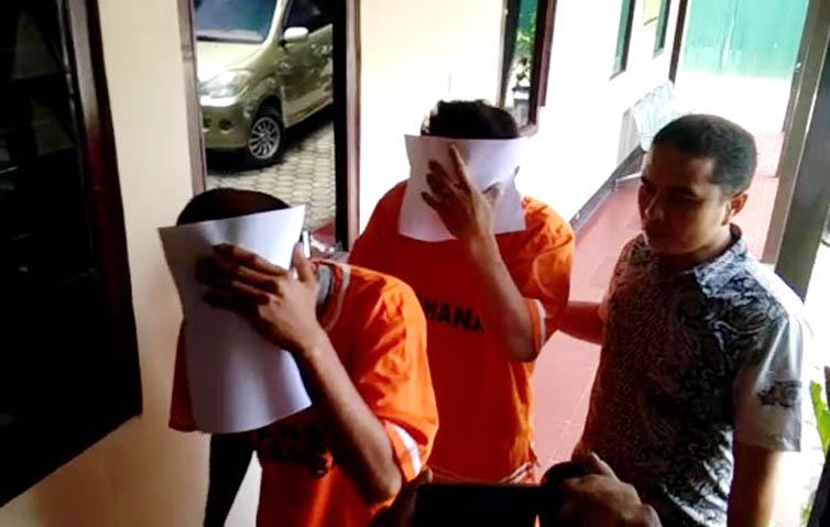 VIDEO: Jual Sabu, Ngaku Demi Biaya Anak Sekolah