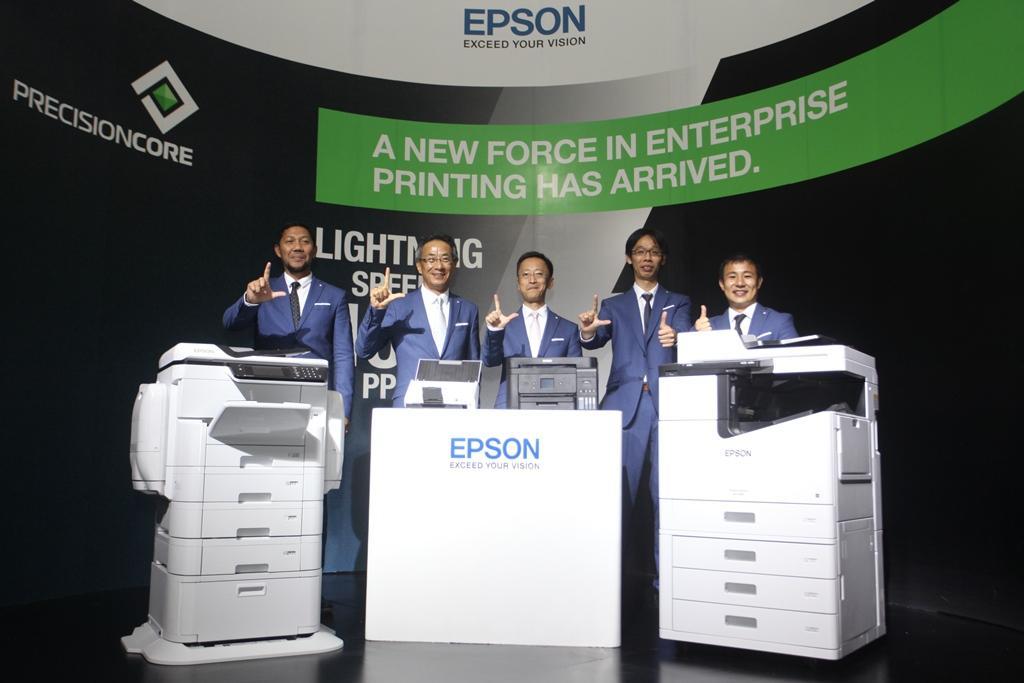 Epson Luncurkan Printer Multifungsi Baru