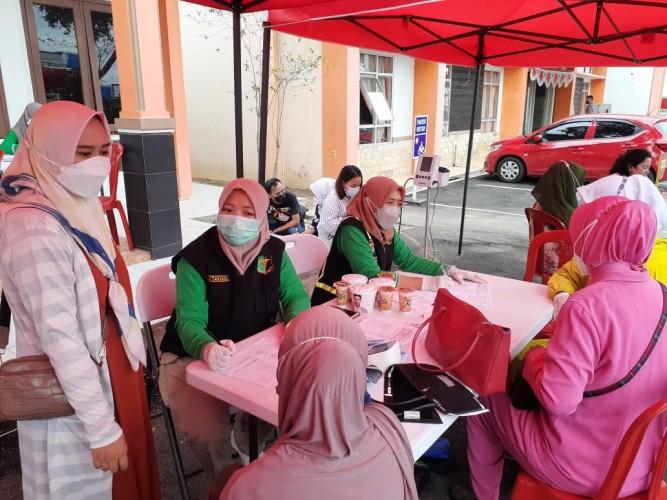 4.000 Dosis Vaksin Disiapkan untuk Polisi di Bandar Lampung