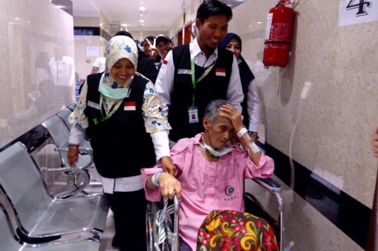 4.100 Petugas Kawal Jemaah di Puncak Haji