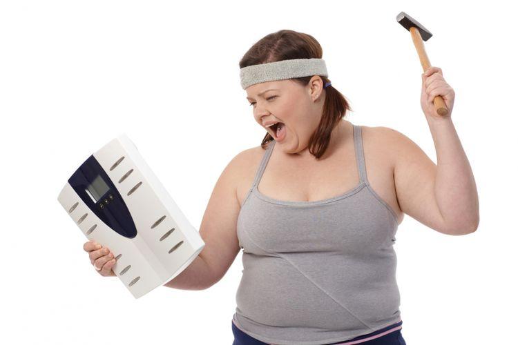 4 Alasan Mengapa Banyak Orang Gagal Diet
