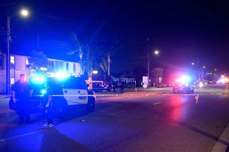 4 Orang Tewas dalam Penembakan Massal di California