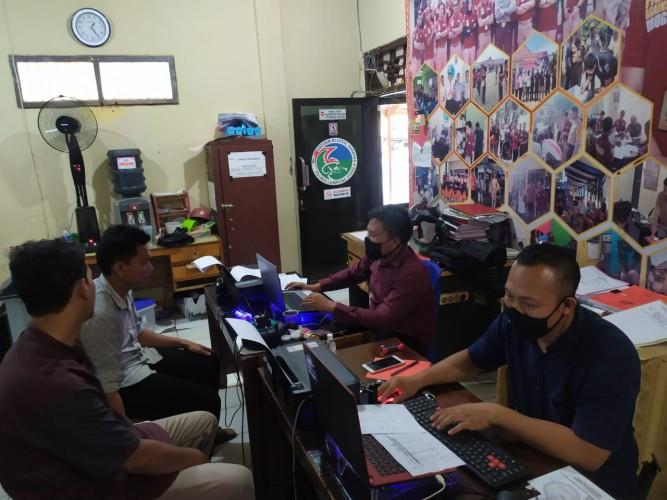 4 Pengedar Sabu di Abung Selatan Diringkus Polisi