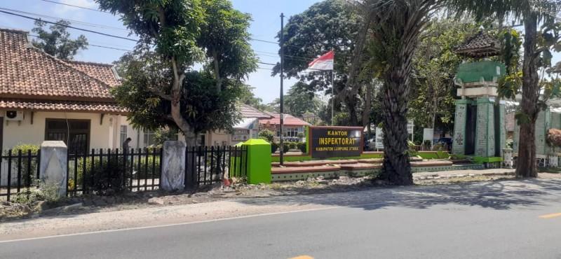 4 Satker Lampura Ditenggat Akhir September Kembalikan Kerugian Negara