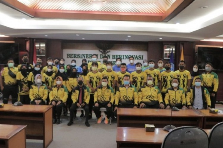 40 Mahasiswa Wakili Lampung di PON Papua