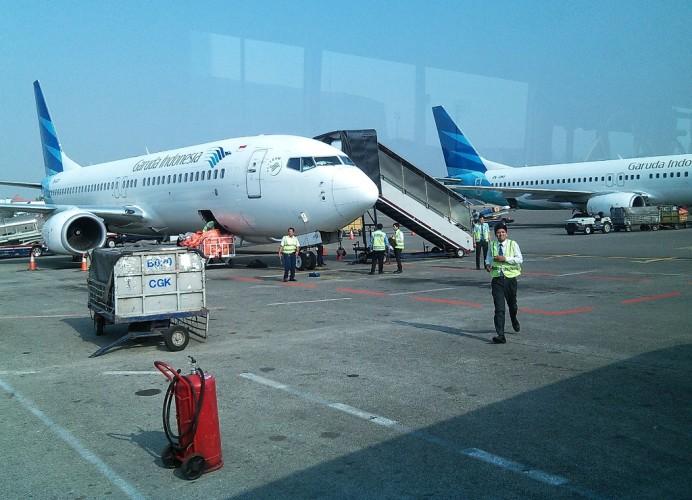 400 Karyawan Garuda Indonesia Pensiun Dini Secara Sukarela