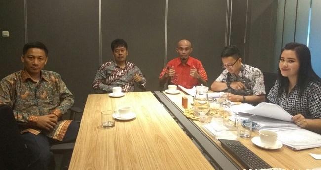 Advokat Datangi MA Daftarkan Judicial Review Permenkumham Nomor 1/2018