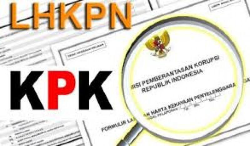 41 Anggota Dewan Tuba Sampaikan LHKPN ke KPK