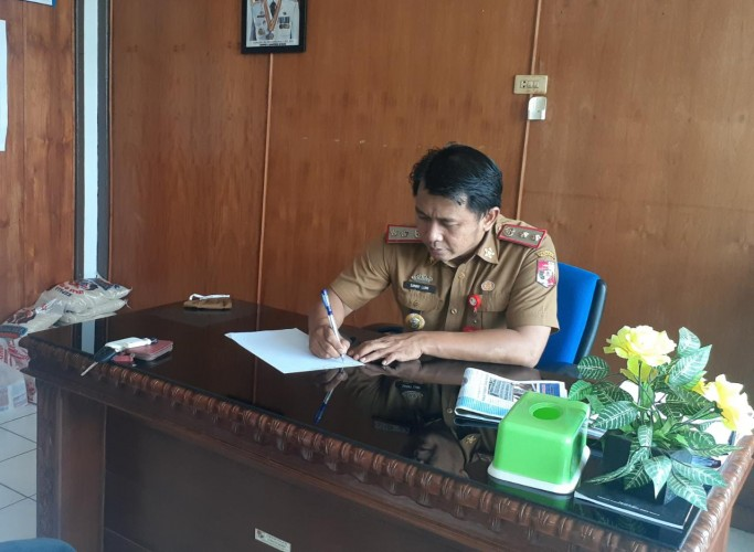 41 Pegawai Bank Lampung Kotabumi Jalani Rapid Test, 3 Orang Reaktif