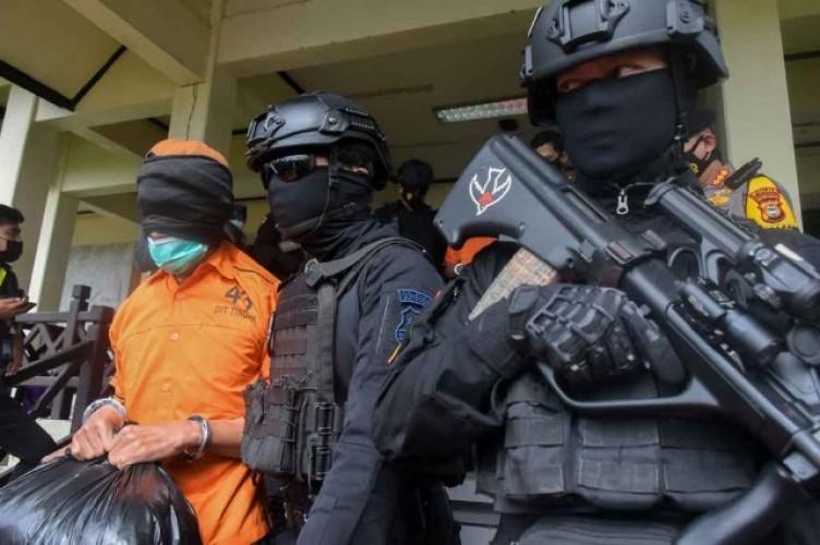 417 Orang Masuk Daftar Teroris, Satu Asal Lampung