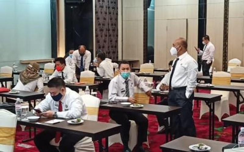 42 Nama Lolos Uji Kompetensi JPTP Pemprov Lampung