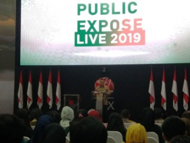 42 Perusahaan Rampung Lakukan Public Expose 2019