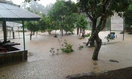 Banjir Setinggi Dua Meter Terjang Dompu NTB