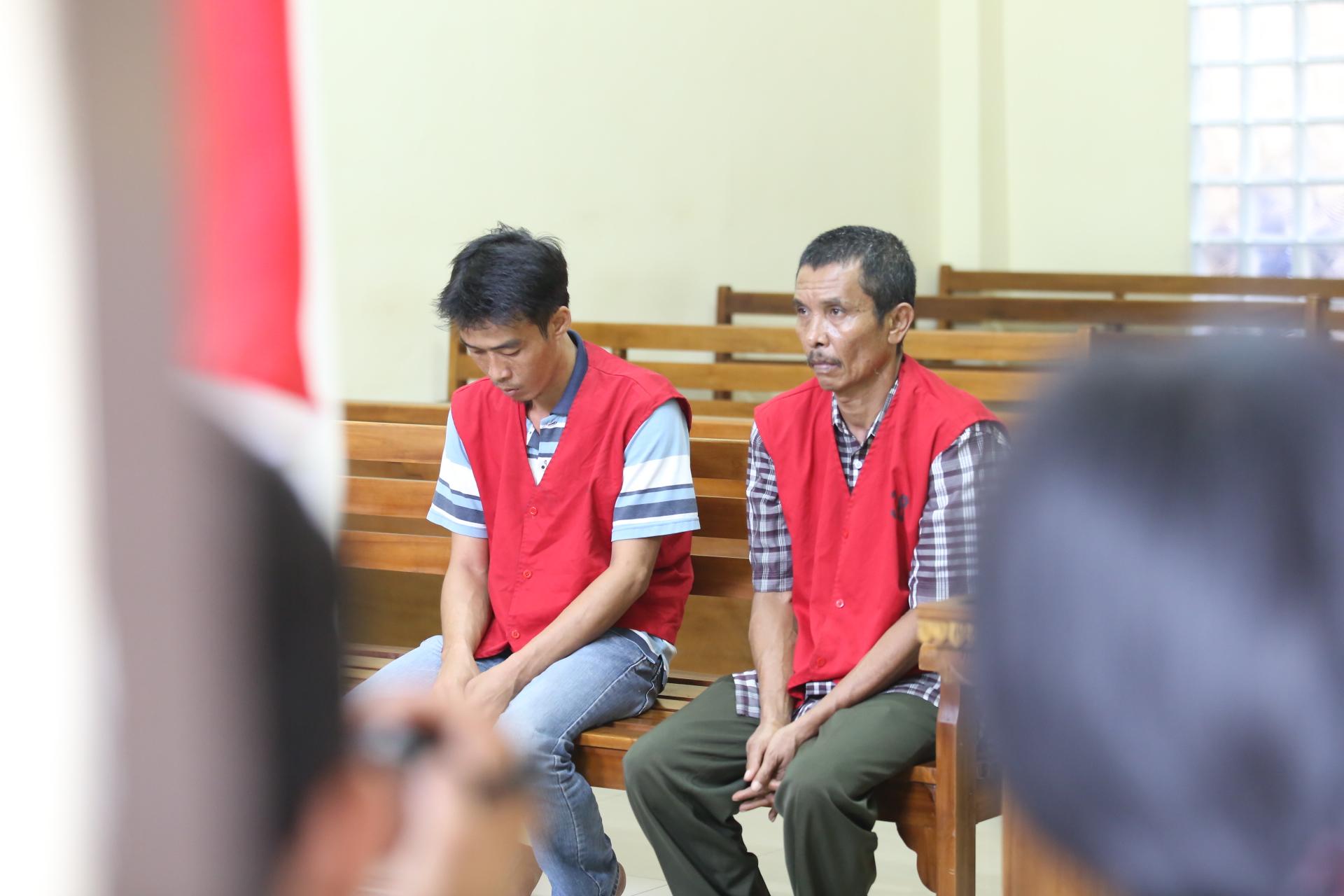 Narapidana LP Rajabasa Didakwa Penjara Seumur Hidup