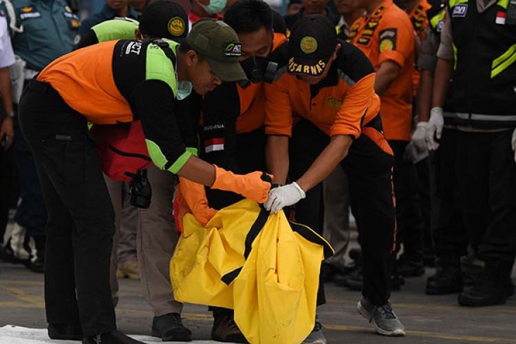 43 Korban Lion Air JT 610 Telah Teridentifikasi