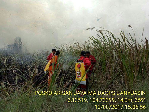 Antisipasi Kebakaran Hutan, KLHK Siagakan 2.100 Personel Manggala Agni