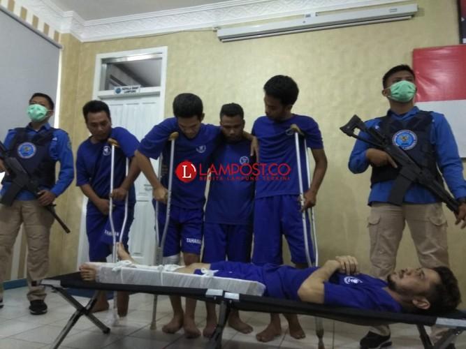 44 Lapas Jadi Sarang Narkotika, Ini Tanggapan BNNP Lampung