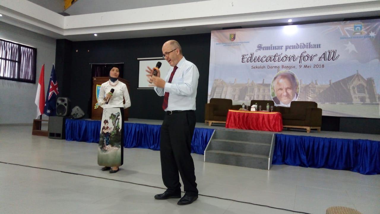 Perluasan Inklusi Melayani Semua Anak, Merangkul Seluruh Pihak