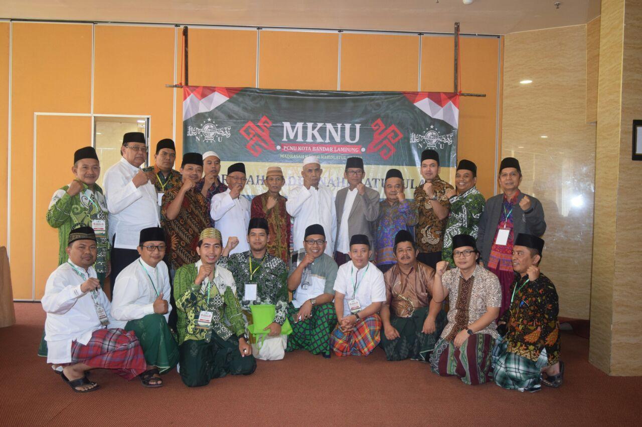Kiai dan Cendikiawan Muslim Ikuti Madrasah Kader NU
