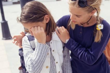 Latih Empati Anak Cegah Perundungan
