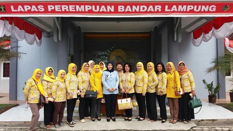 KPPG Lampung Rangkul Warga Lapas Perempuan