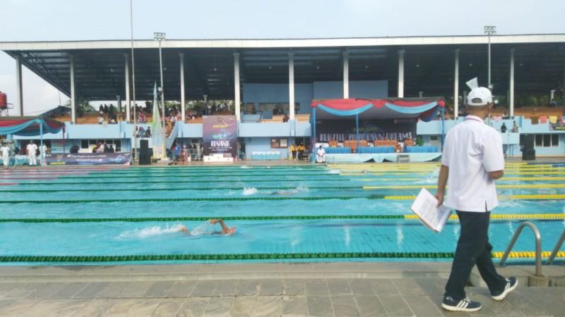 480 Pelajar Ikuti Lomba Renang Samanda Olympic 2018