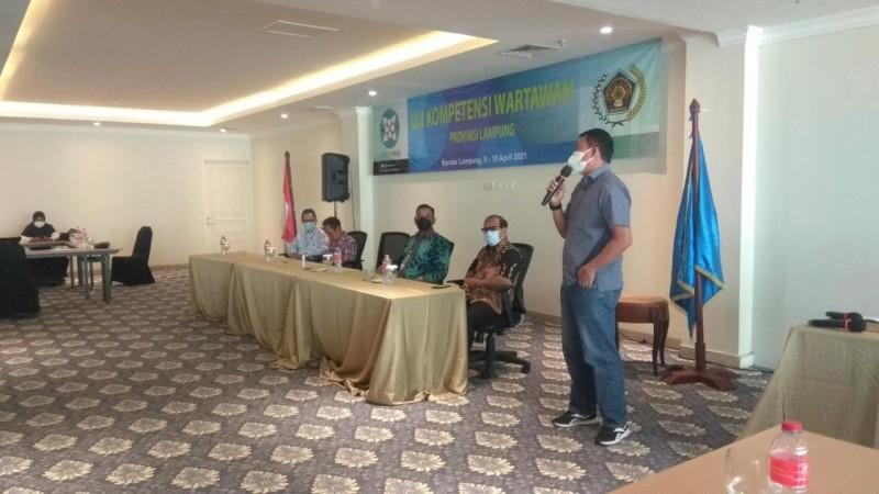 49 Jurnalis Lulus Uji Kompetensi Wartawan Angkatan Ke-23