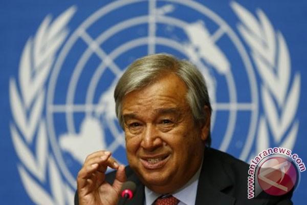 Sekjen PBB Akui Peran Indonesia Atasi Konflik Kemanusiaan di Myanmar