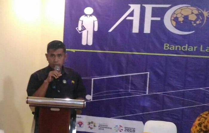 Wow! PSSI Beri Kejutan Lampung jadi Tuan Rumah Kepelatihan C AFC