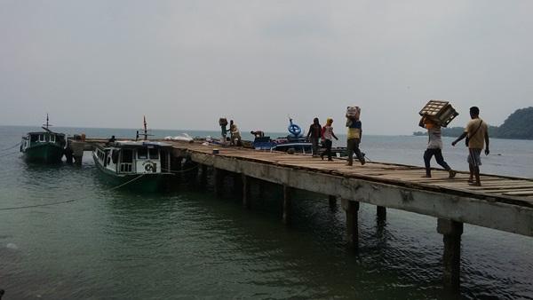 Dermaga Canti Masuk Rencana Induk Pelabuhan Nasional
