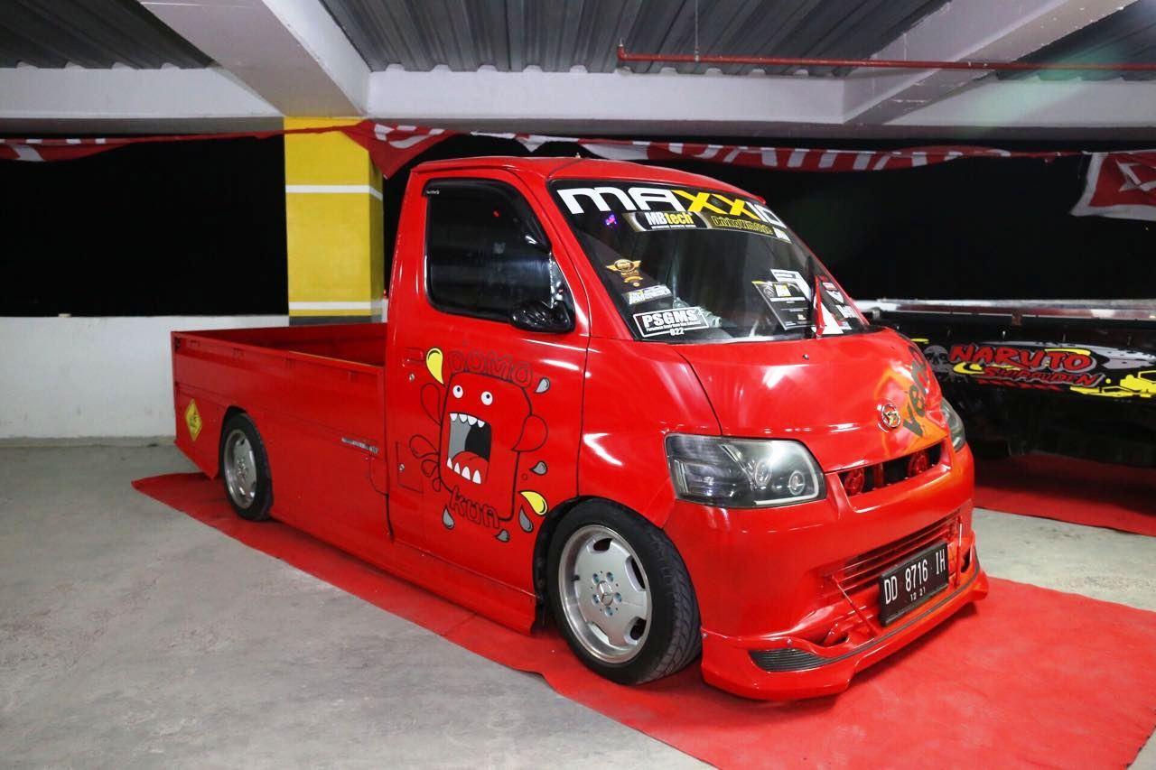 Daihatsu Dress-up Challenge Hadir di Makassar