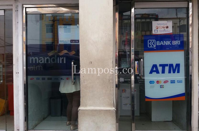 Transaksi ATM Bank Mandiri Kembali Normal