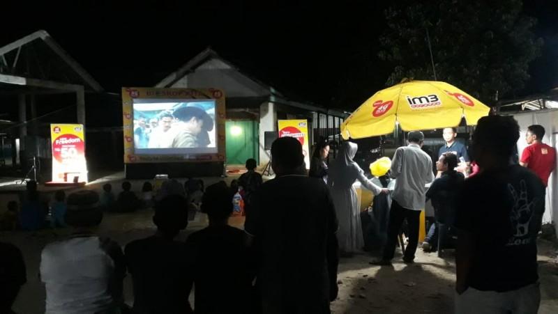 4G+ Indosat Penuhi Kebutuhan Digital Tanggamus
