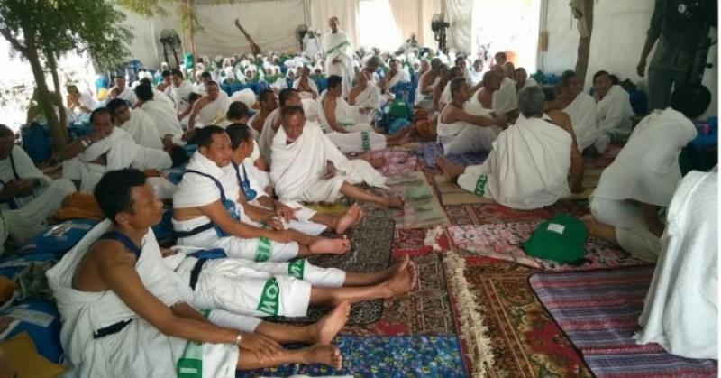 5.100 Jamaah Haji Lampung Tunggu Jadwal Kepulangan ke Tanah Air