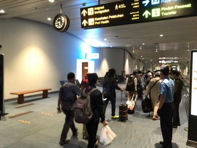 5.700 Pekerja Terdampak Korona Pulang ke Indonesia Via Soetta