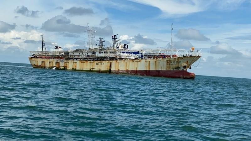 5 Orang Ditangkap Terkait Perdagangan Orang di Kapal Tiongkok