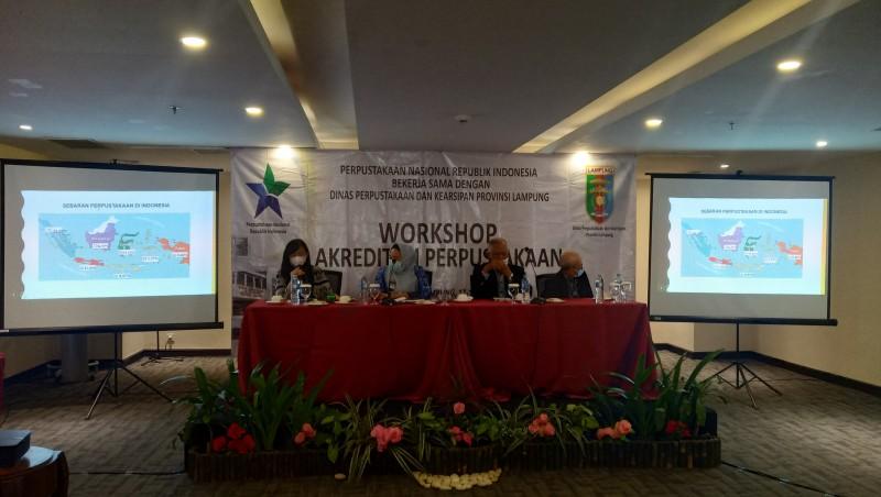 50 Perpustakaan di Lampung akan Diakreditasi Tahun Ini