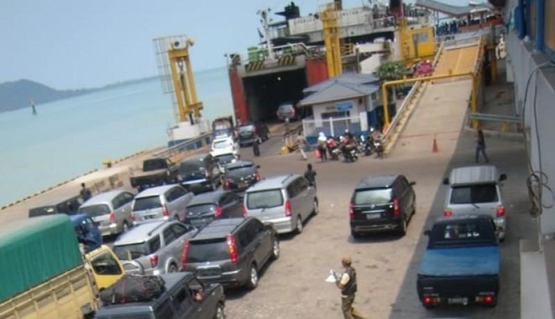 50 Ribu Penumpang Kembali ke Jawa Lewat Bakauheni